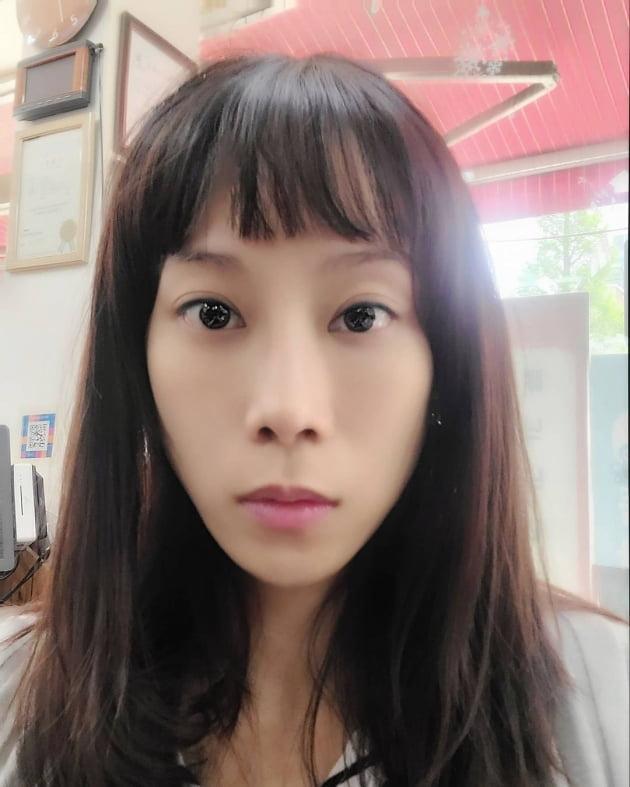 쥬얼리 출신 조민아/ 사진=인스타그램