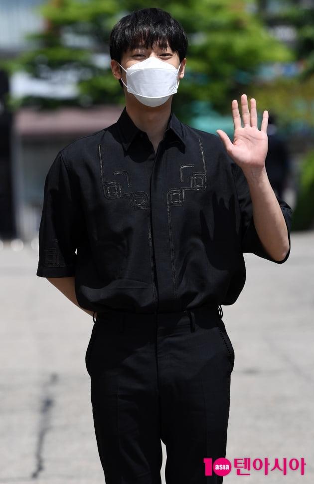 [TEN 포토] 이도현 '미소년 꽃미소'