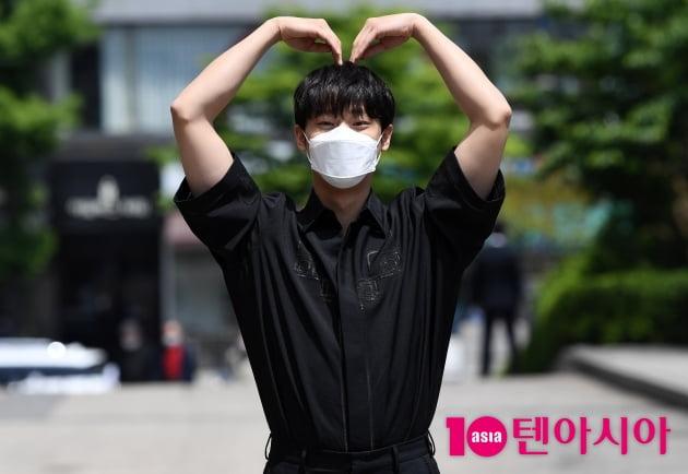 [TEN 포토] 이도현 '큰사랑이 필요합니다'