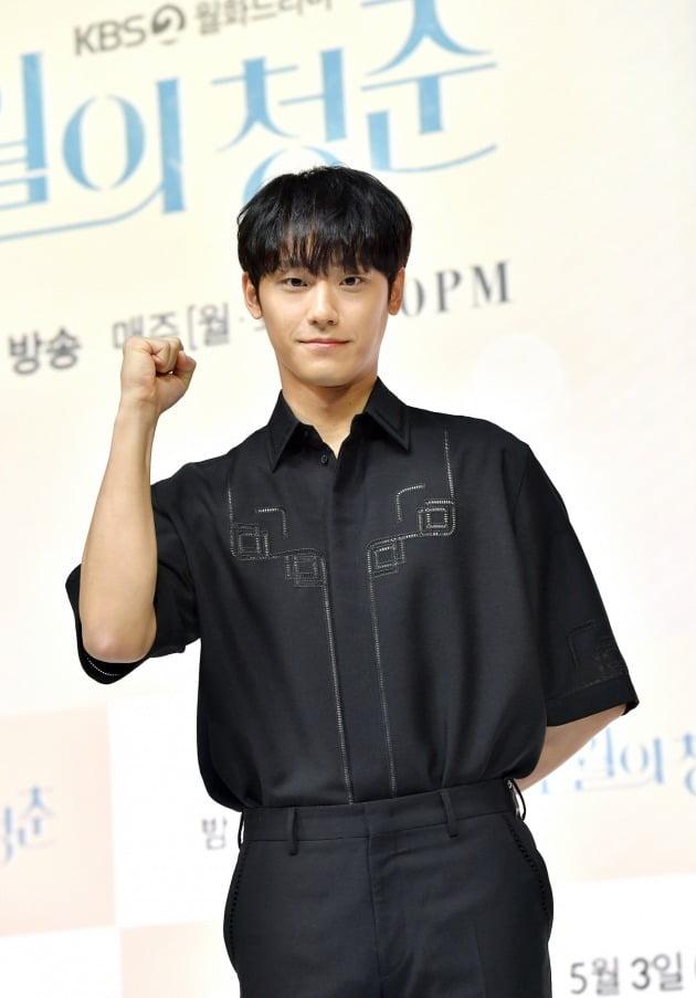 '오월의 청춘' 배우 이도현/ 사진=KBS2 제공