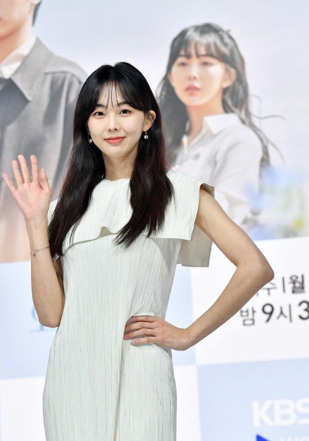 '오월의 청춘' 배우 금새록/ 사진=KBS2 제공