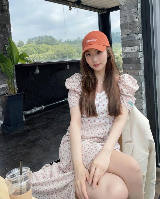 배우 박민영/ 사진=인스타그램