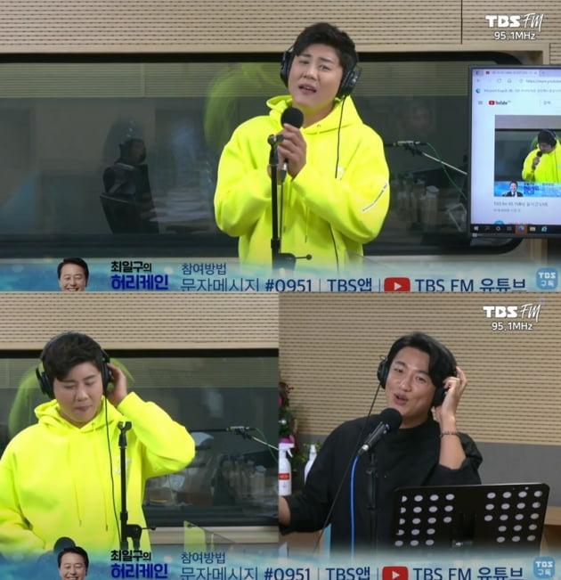 '최일구의 허리케인 라디오' / 사진 = TBS FM 제공