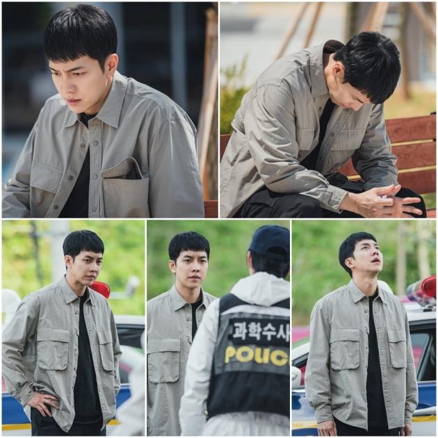 /사진=tvN 수목드라마 '마우스' 스틸컷