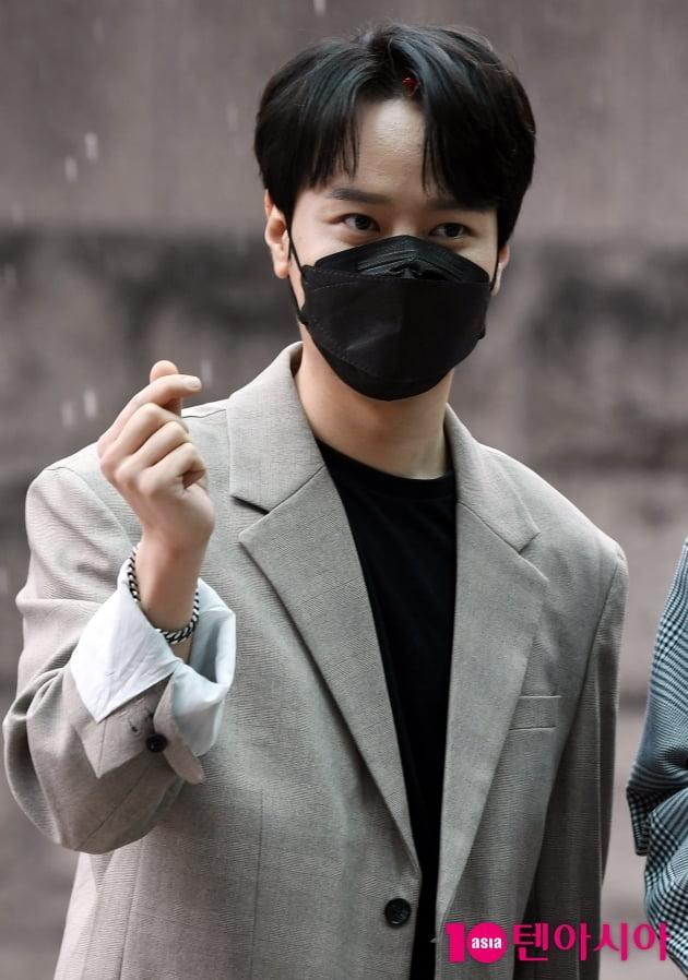 [TEN 포토] 라포엠 최성훈 '드라마 주인공 비주얼'