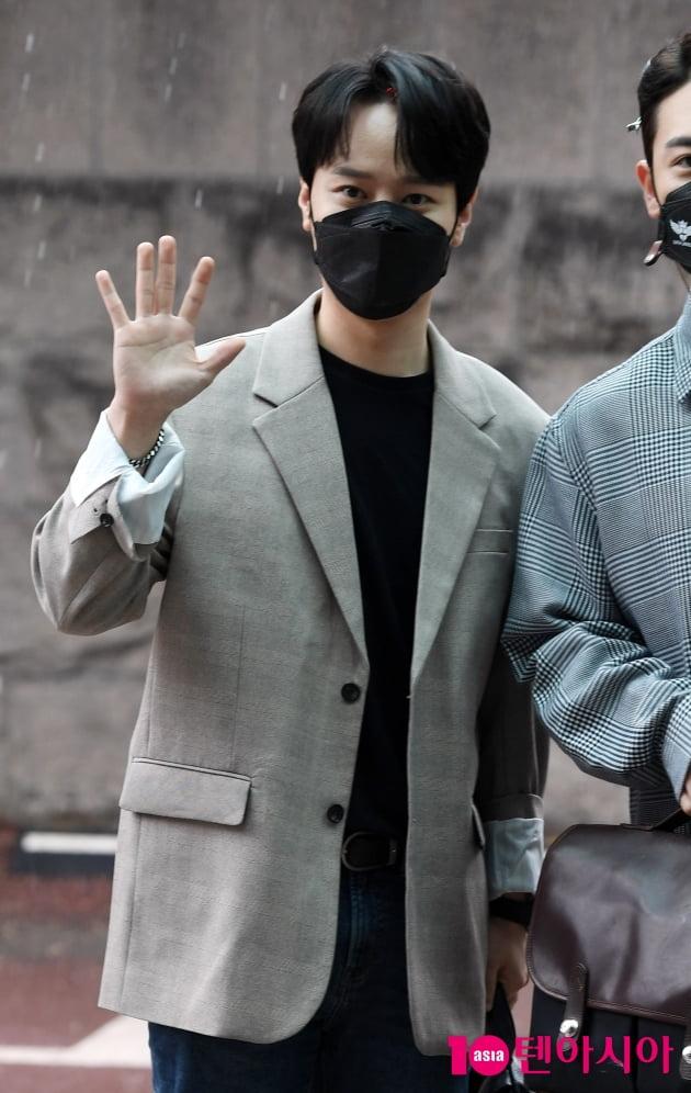 [TEN 포토] 라포엠 최성훈 '편안한 남사친美 발산'