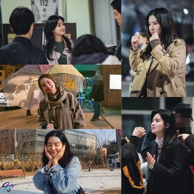 배우 박주현 / 사진 = 935엔터테인먼트, tvN 제공