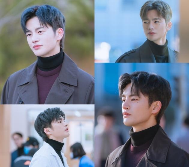 '멸망' 속 서인국/ 사진=tvN 제공