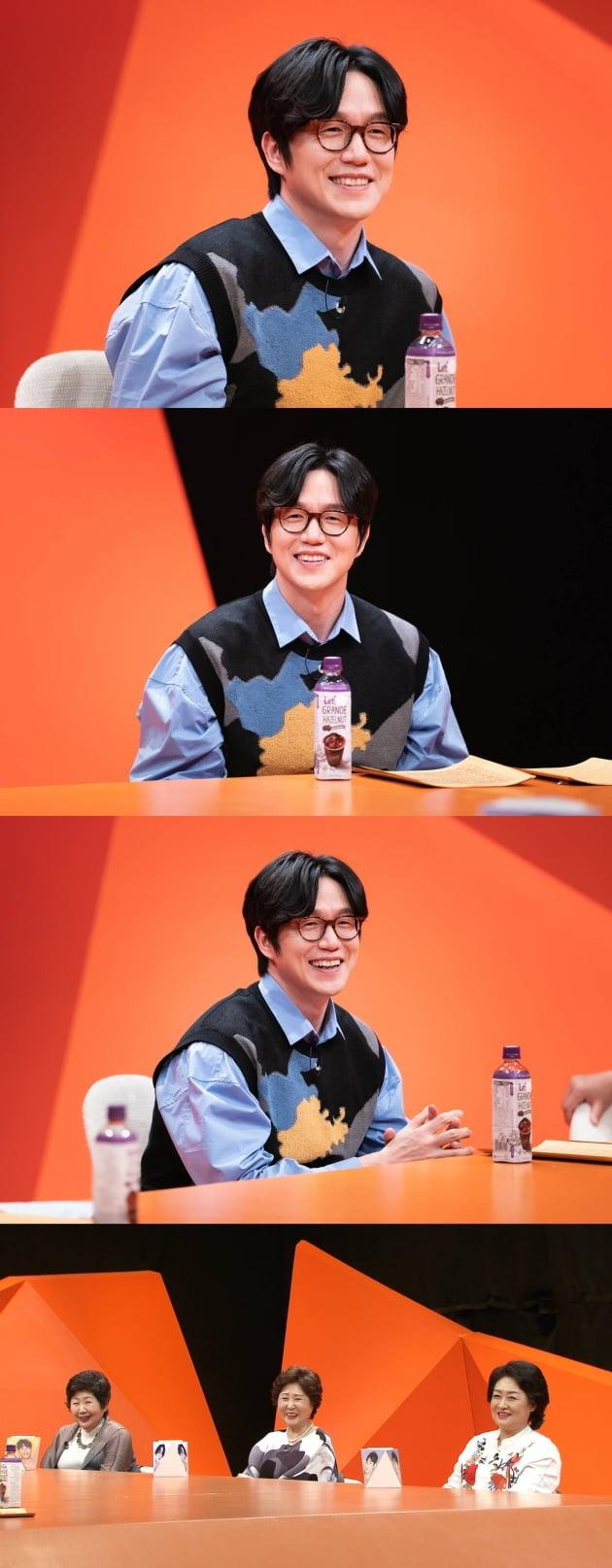 '미우새' 성시경/ 사진=SBS 제공