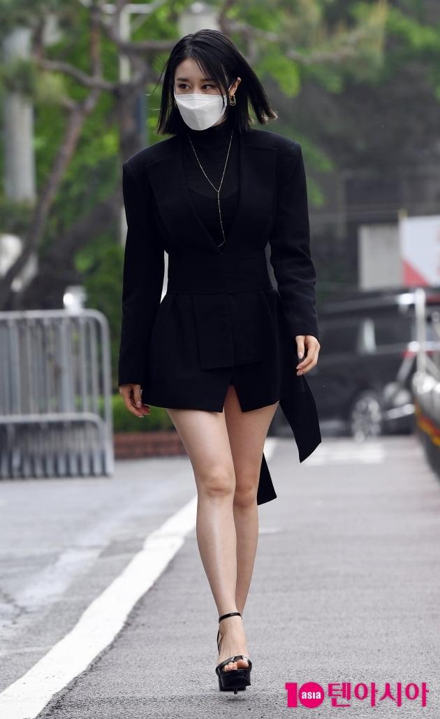 [TEN 포토] 박지연 '티아라 지연 아닌 배우 박지연으로'