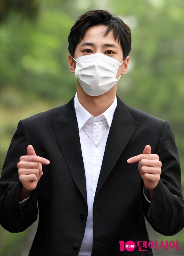 [TEN 포토] 이준영 '사랑이 필요한 권력'