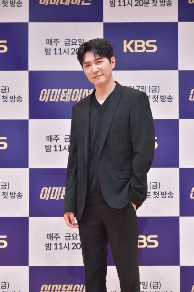 '이미테이션' 배우 데니안/ 사진=KBS2 제공