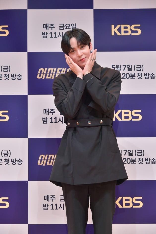 '이미테이션' 배우 윤호/ 사진=KBS2 제공