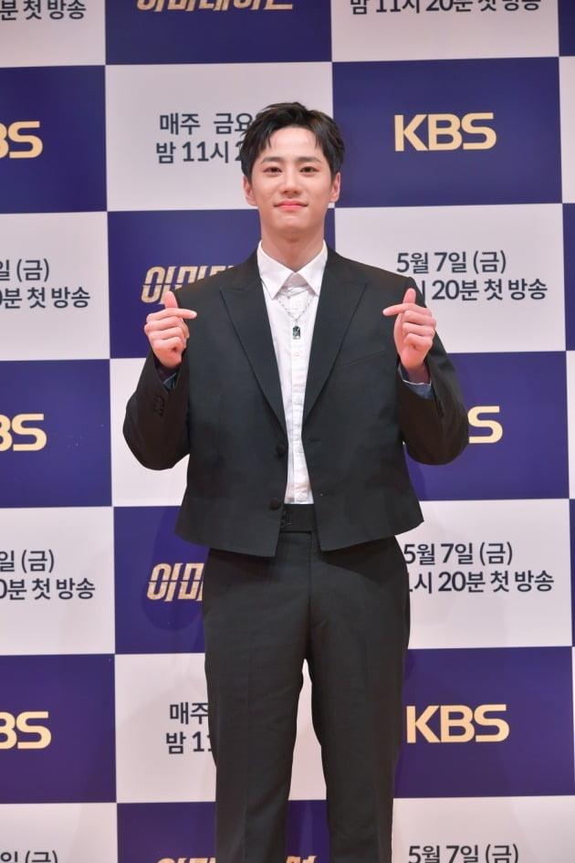 '이미테이션' 배우 이준영/ 사진=KBS2 제공