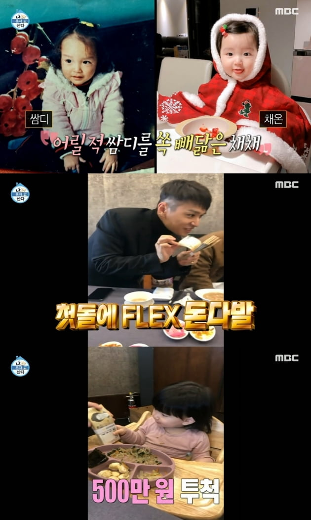 '나 혼자 산다' 쌈디./ 사진=MBC 방송화면