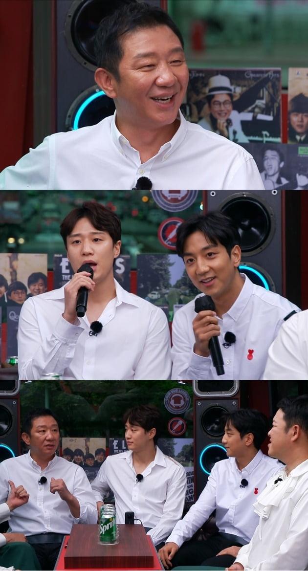 허재과 허웅-허훈 형제가 '티키타카'에 출연한다. / 사진제공=SBS