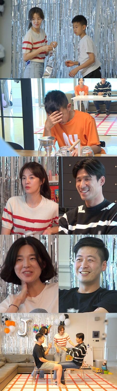 '동상이몽2' 김성은/ 사진=SBS 제공