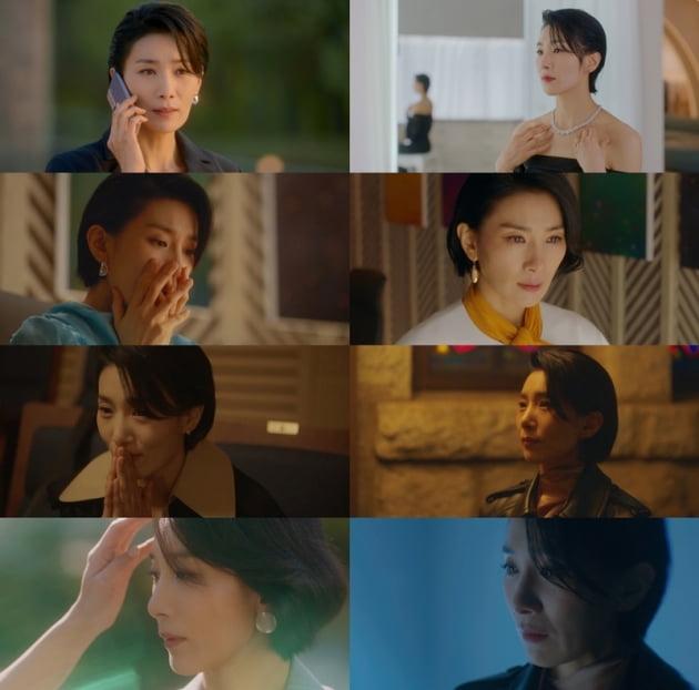'마인' 김서형 / 사진 = tvN 영상 캡처