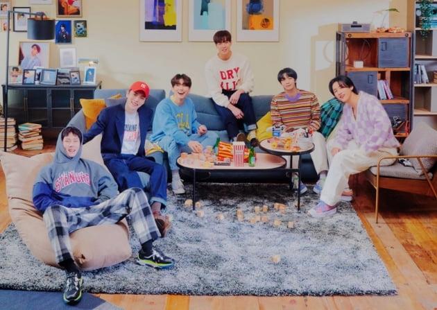 일본 휘어잡은 몬스타엑스…정규 3집 타워레코드 주간 1위