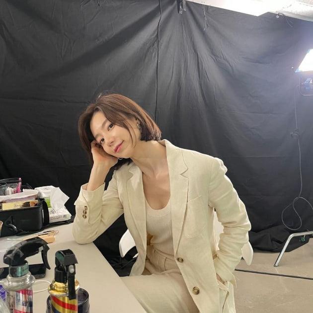 배우 박수진/ 사진=인스타그램