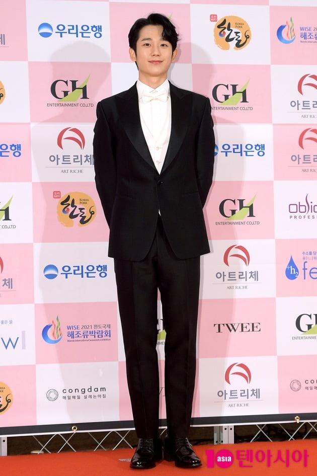 배우 정해인. /텐아시아DB