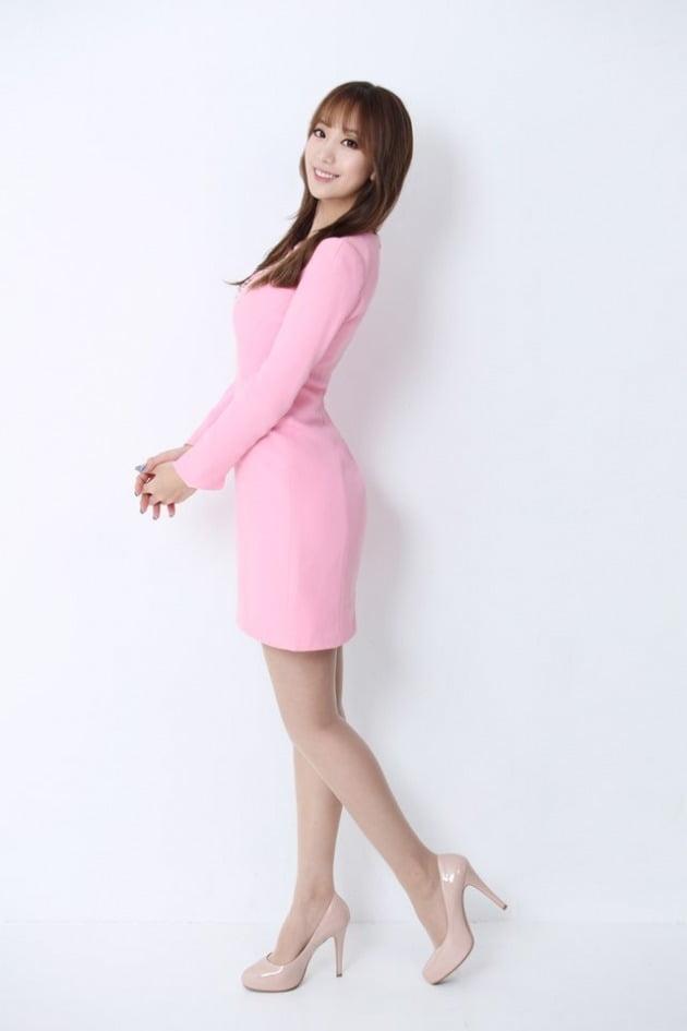 방송인 박신영. /사진제공=아이오케이컴퍼니