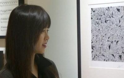 """""""구혜선 작품, <br>미술학원 수준"""""""