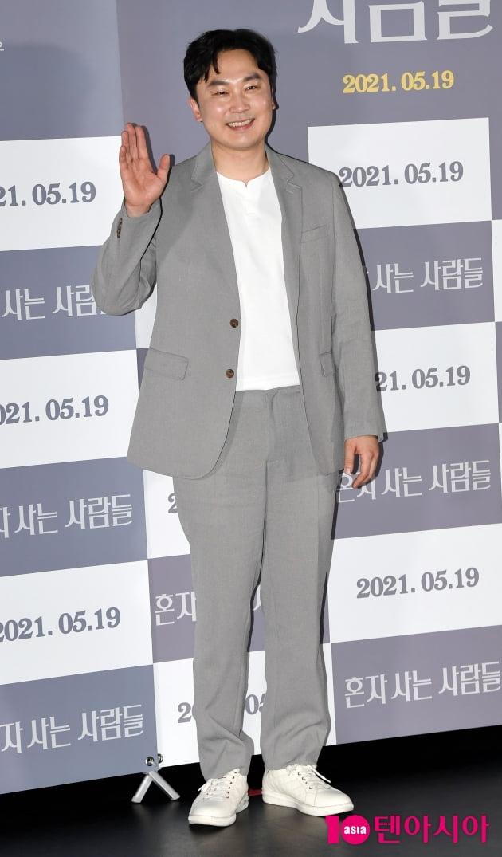 [TEN 포토] 서현우 '해맑은 미소'