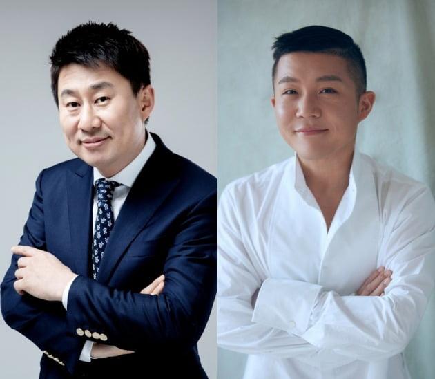 개그맨 남희석(왼쪽), 조세호. /사진제공=이미지나인컴즈