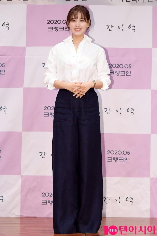 배우 김재경. /텐아시아DB