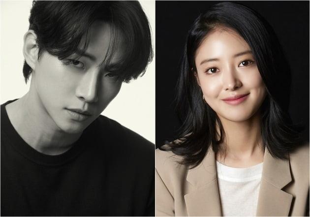 배우 이준호(왼쪽), 이세영 / 사진제공=JYP엔터테인먼트, 프레인TPC