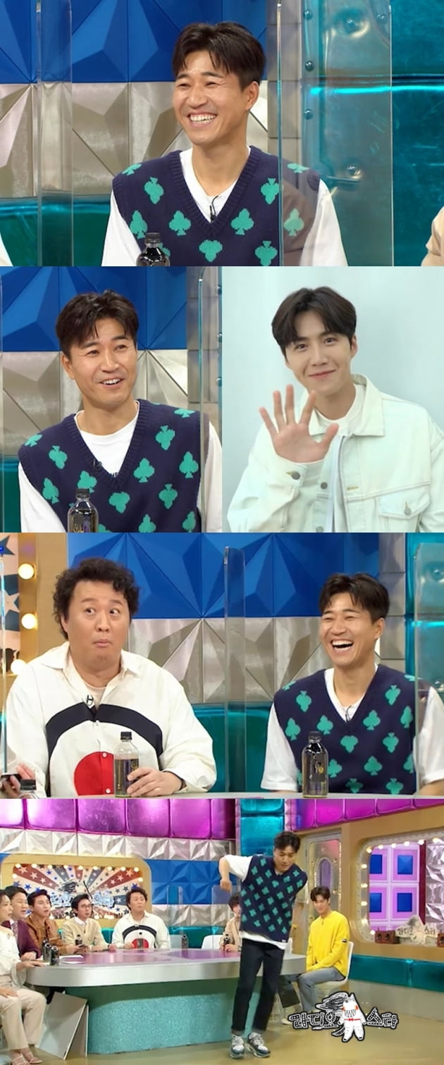 '라디오스타' 김종민/ 사진=MBC 제공