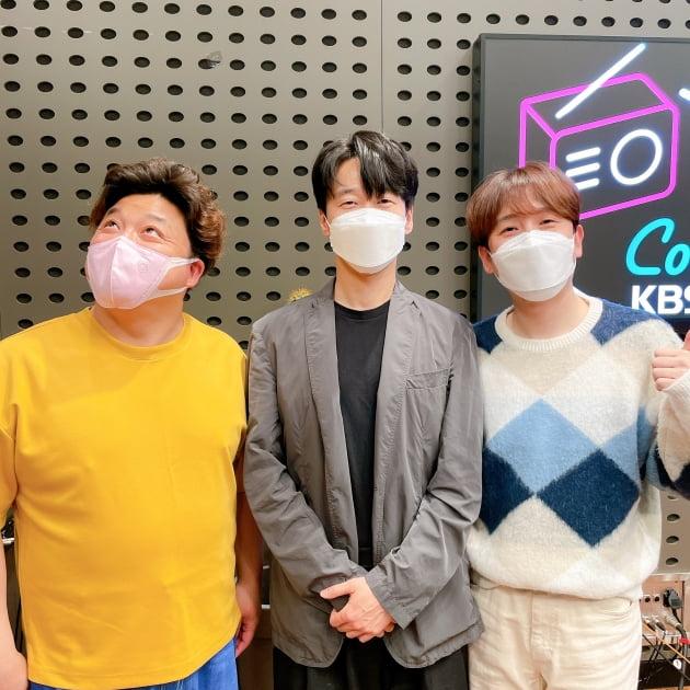 개그맨 윤정수(왼쪽부터), 배우 윤병희, 개그맨 남창희. /사진제공=KBS