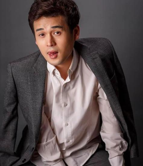 개그맨 김진곤./사진=김진곤 SNS