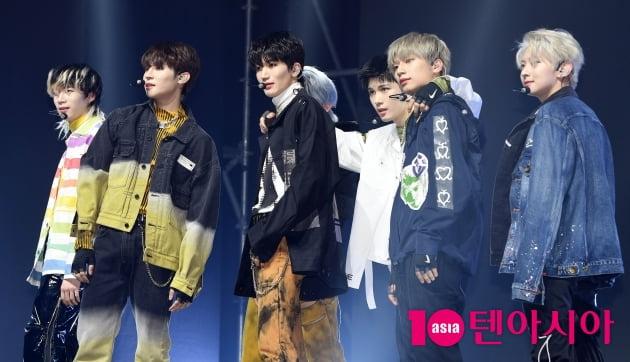 [TEN 포토] 블리처스 '4세대 아이돌을 꿈꾸는 보이그룹'