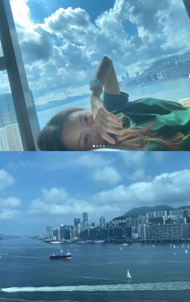 사진=김정은 인스타그램