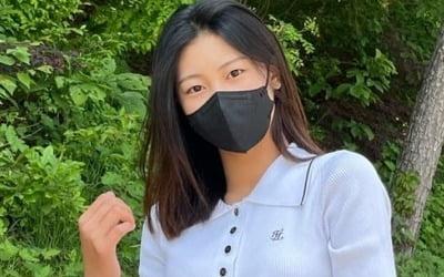 """""""전지현 느낌나네"""" 박연수, 딸 송지아 미모 자랑"""