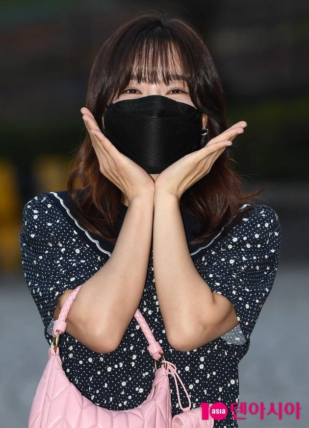 [TEN 포토] 김세정 '사랑스러운 꽃받침'