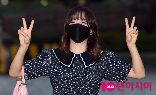 [TEN 포토] 김세정 '깜찍발랄 귀요미'