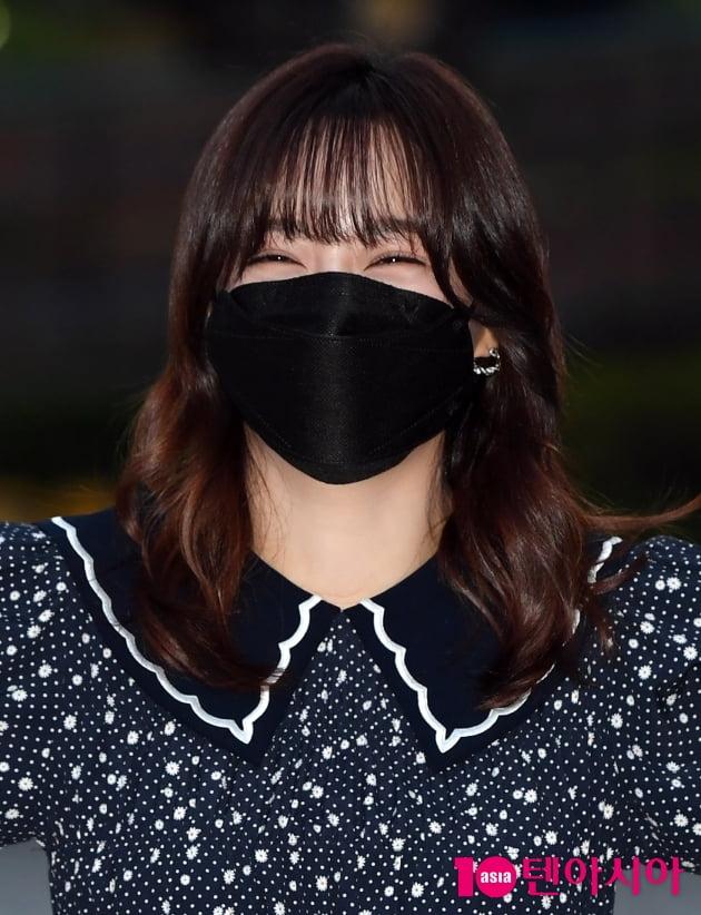 [TEN 포토] 김세정 '청량한 눈웃음'