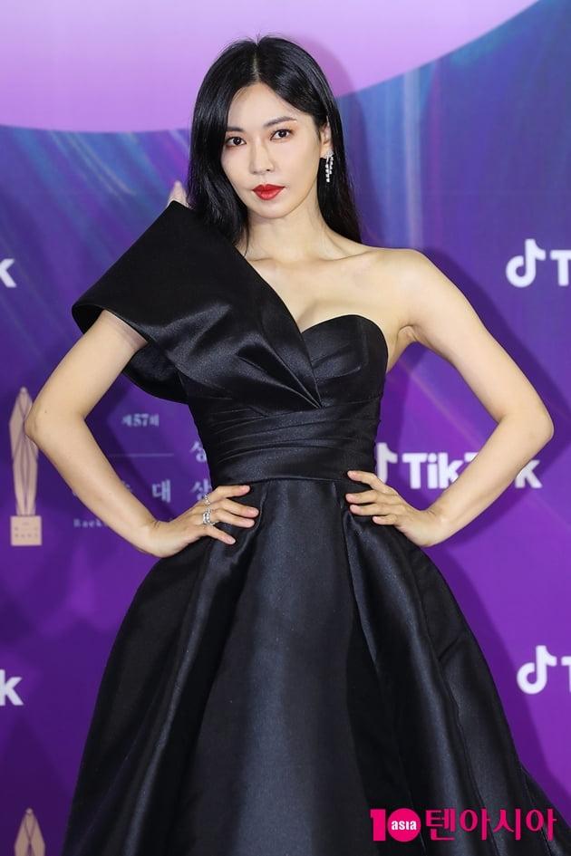 [TEN 포토] 김소연 '시크한 카리스마'(백상예술대상)