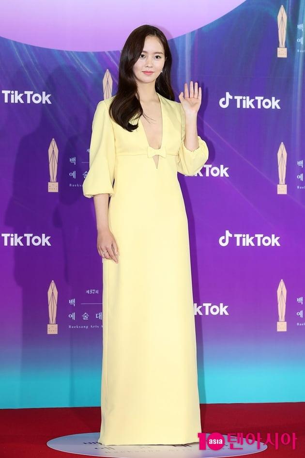 [TEN 포토] 김소현 '소녀에서 여신으로'(백상예술대상)