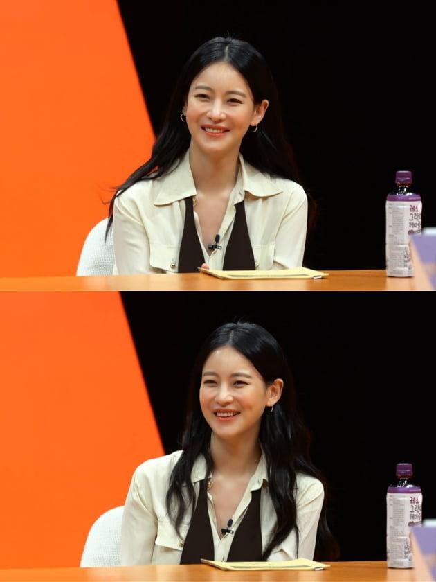 '미우새' 오연서/ 사진=SBS 제공