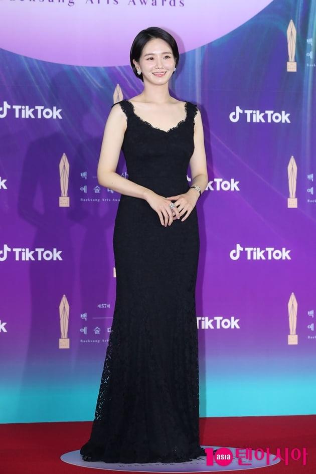 [TEN 포토] 박규영 '미소가 이쁘네' (백상예술대상)