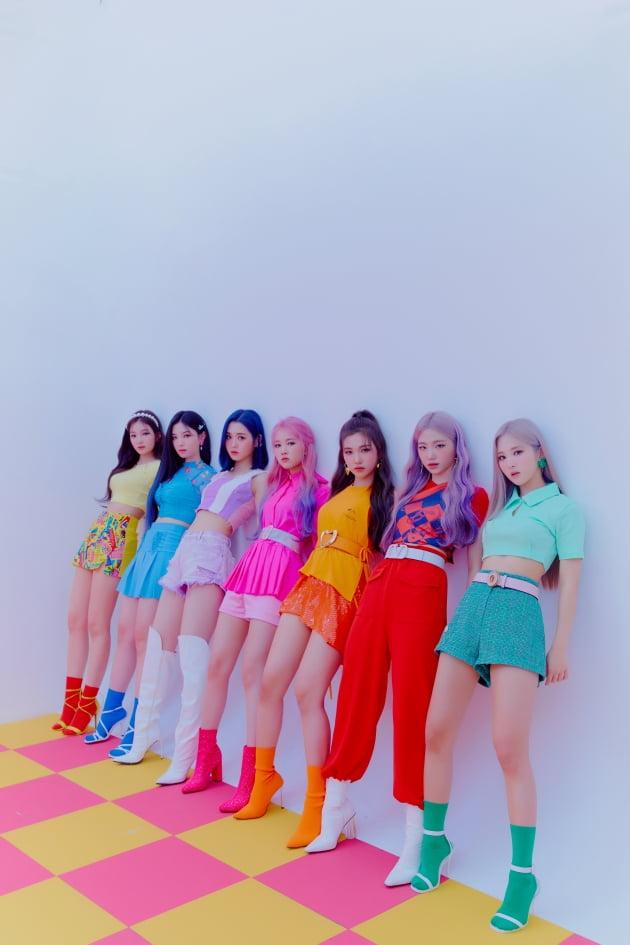 걸그룹 트라이비 /사진 =  티알엔터테인먼트, 멜로우엔터테인먼트 제공