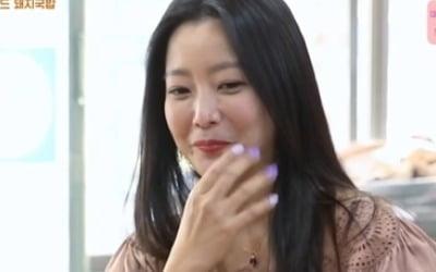 """김희선 """"나는 서양 비만, 몸만 살찐다"""" 망언"""