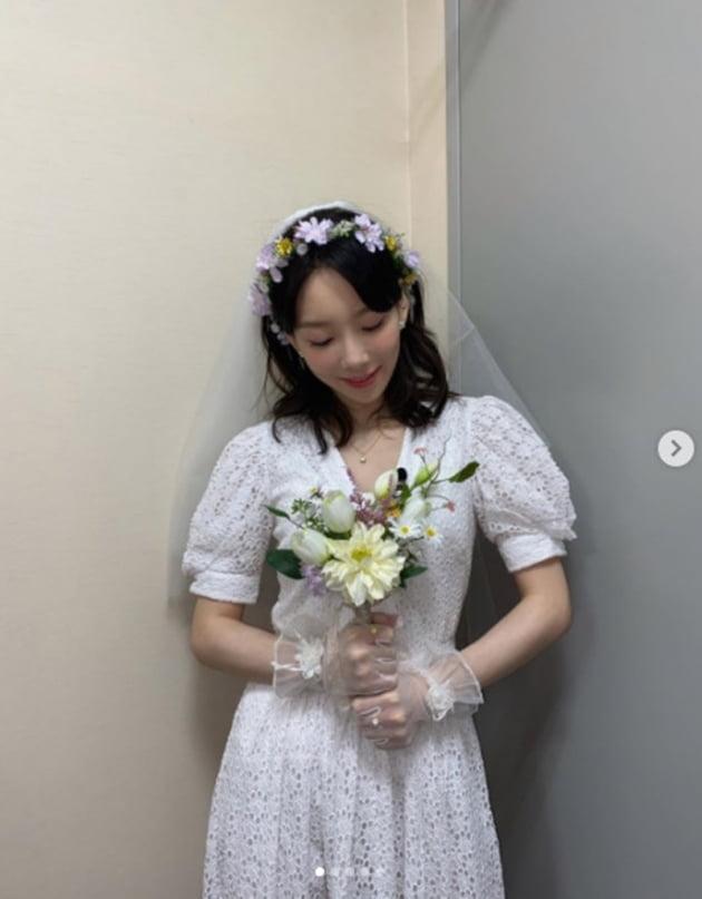 소녀시대 태연 / 사진 = 태연 인스타그램