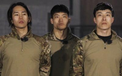 '강철부대' 돌발상황 발생, UDT·SSU 연합 '위기'