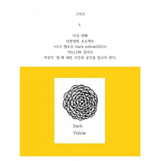 """구혜선, 연기·연출·각본 '다크 옐로우'로 4년 만의 영화…""""꽤 충격적"""" [종합]"""