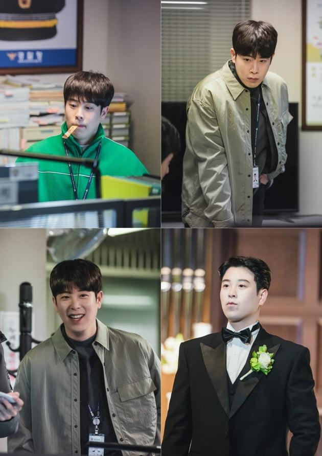 '마우스' 표지훈/ 사진=tvN 제공